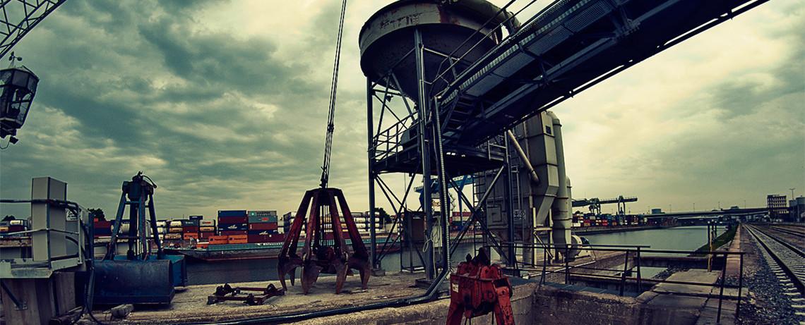 Industrie in Mannheim