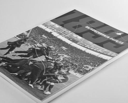 Cover der Chronic