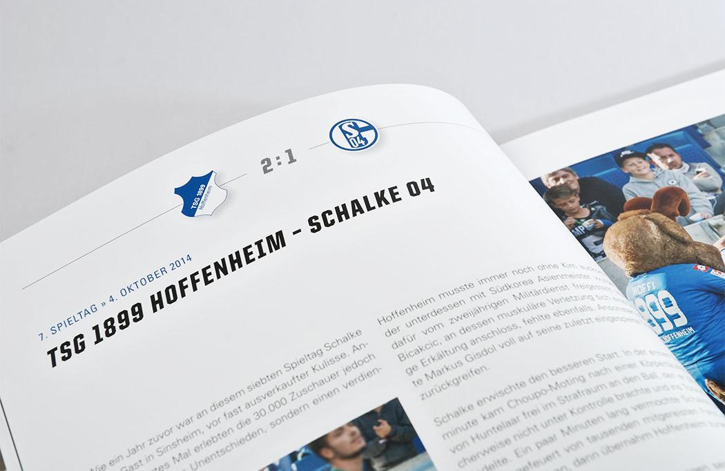 TSG 1899 Hoffenheim gegen Schalke 04