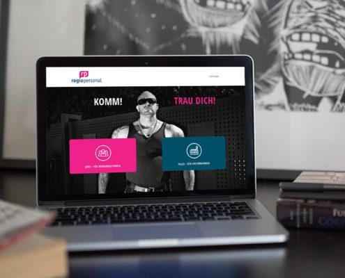 Titelmotiv Regio Personal Website
